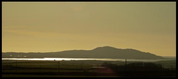 evening mountain by Doug1
