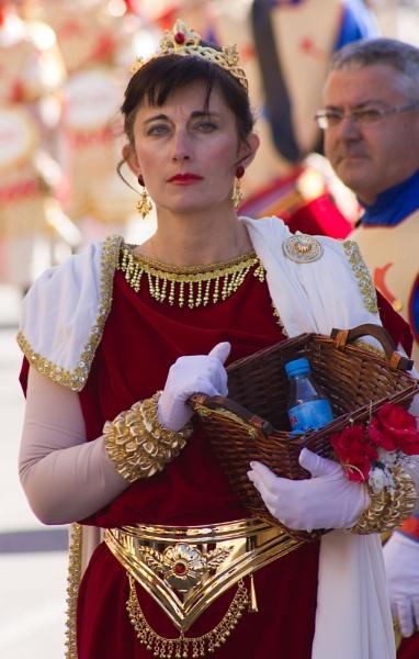 Roman handmaiden by chefdumaison