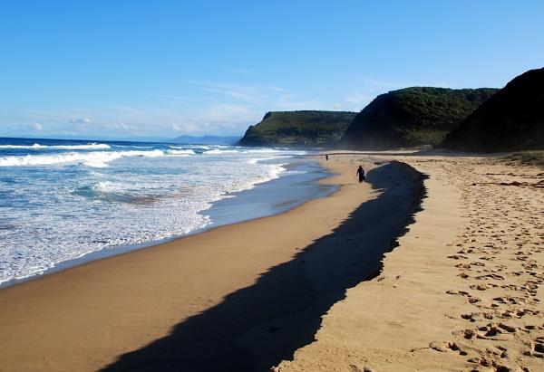 East Coast, Australia by Hulme
