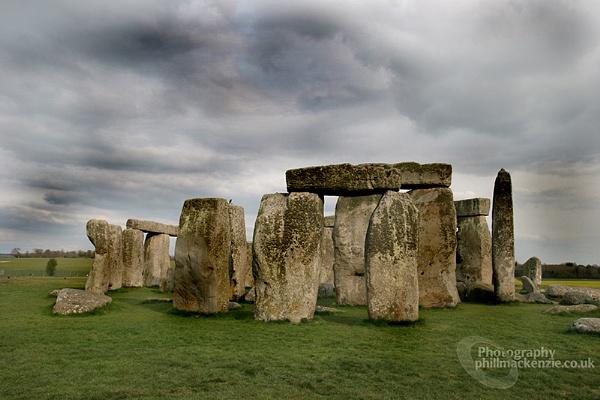 Stonehenge by bugdog