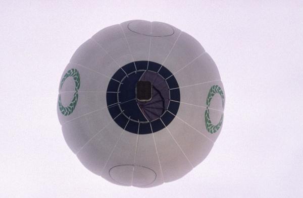 Balloon Aloft by jinstone