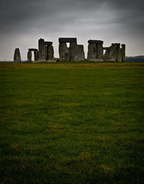 Stonehenge by davidburleson