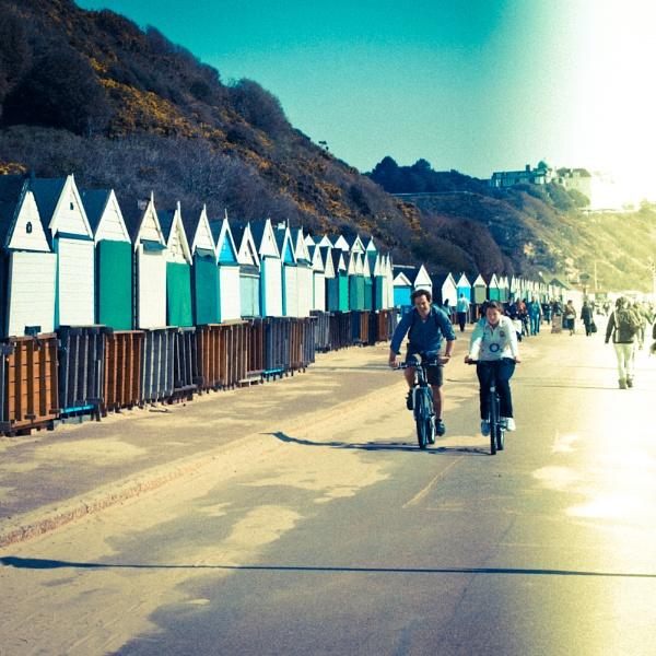 Beach Bikeride by davidburleson