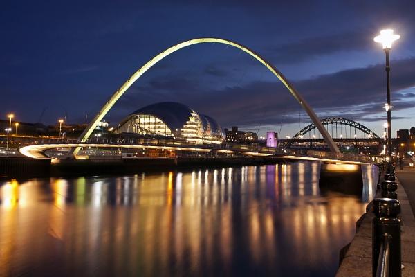 Millennium Bridge by Ray001