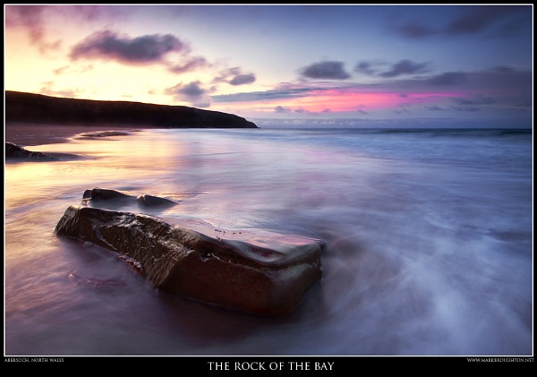 The Rock Of The Bay by MarkBroughton