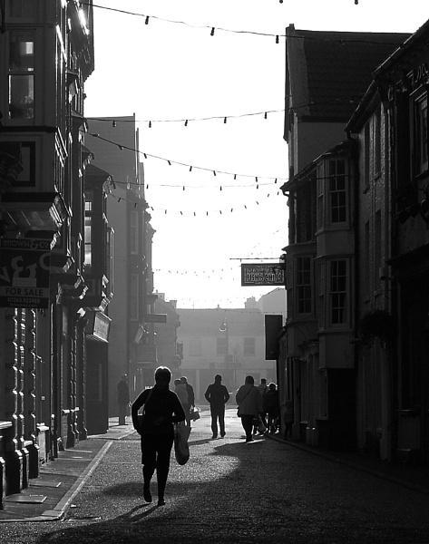Misty Sunday morning by kopo