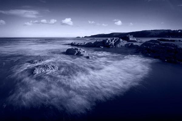 Saundersfoot Beach by MrGoatsmilk