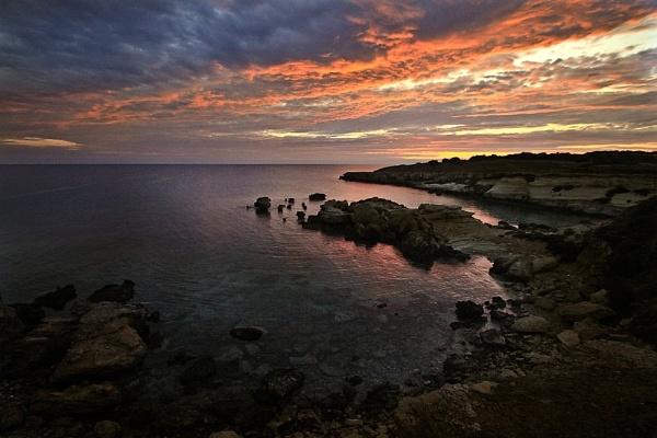 Cyprus Coastline by cambsman