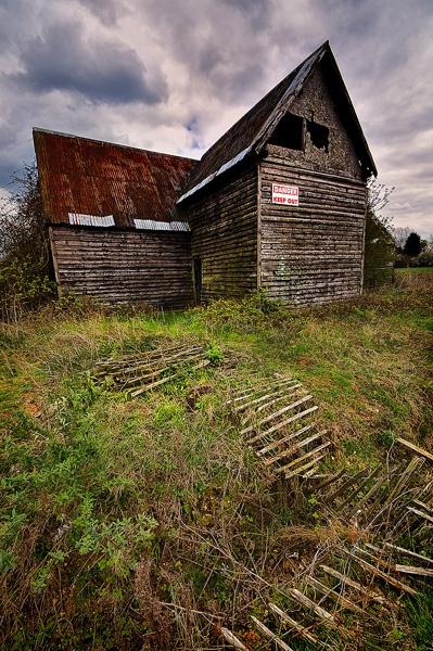 Rural urbex by HouseMartin