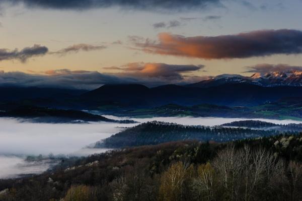 Spring Dawn by Escaladieu