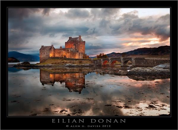 That Castle - my version by Tynnwrlluniau