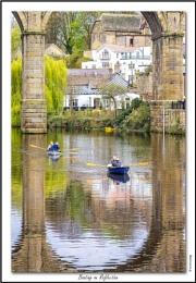 Boating on Reflection