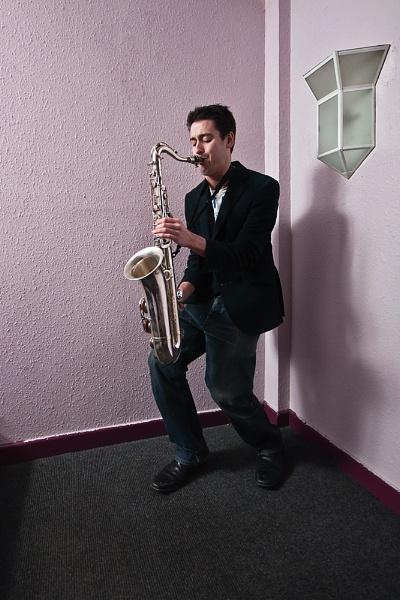 Sam The Sax Man by Philo
