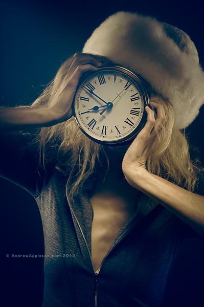 Clockface by applephoto