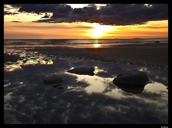 Early evening at Traeth Mawr by PEBishop