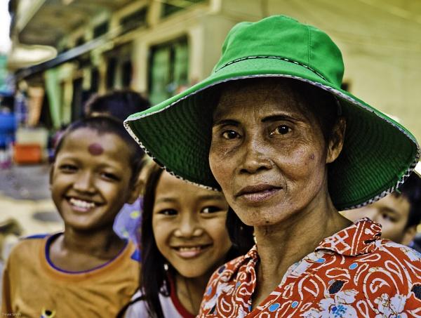 Cambodia Smiles by trevsmith00