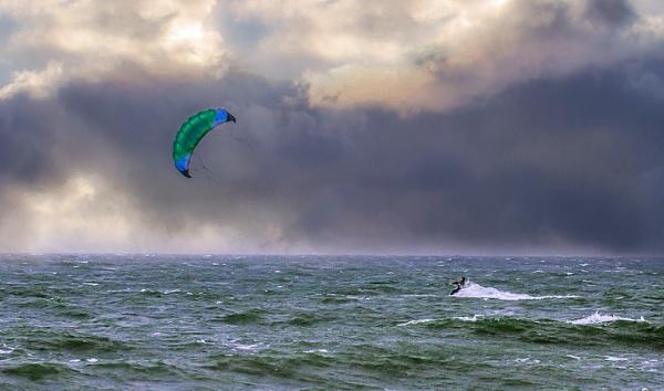 Rain Surfer by thatmanbrian
