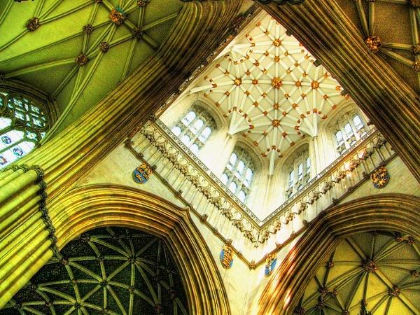 York Minster by clickon