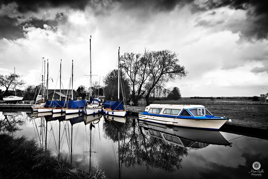 Fan Of Boats