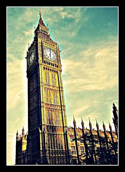 Big Ben by ESSEXGAL
