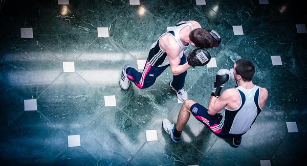 Team GB 2012 boxers by JamesFarley