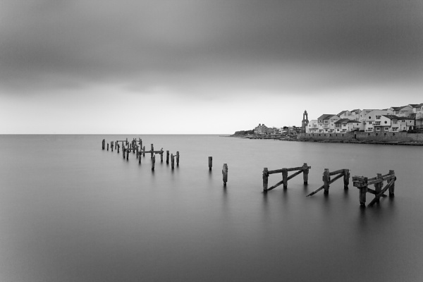 The Old Pier, Swanage by RSFphoto