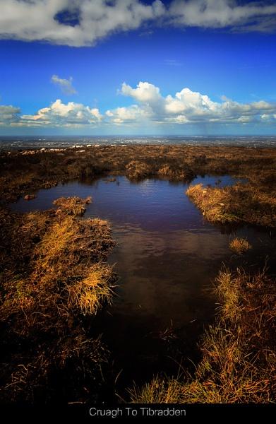 Cruagh to Tibradden by paulcr