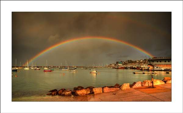 Double Rainbow by Tom_H