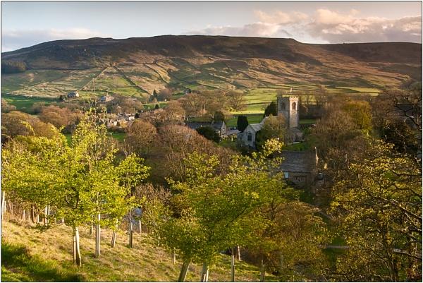 burnsall spring by paulrankin
