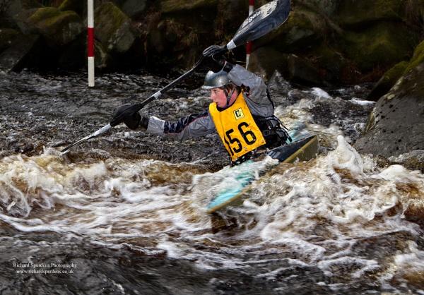 High paddle by Richsr