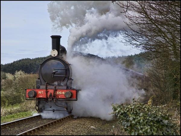J15 tank loco by horley