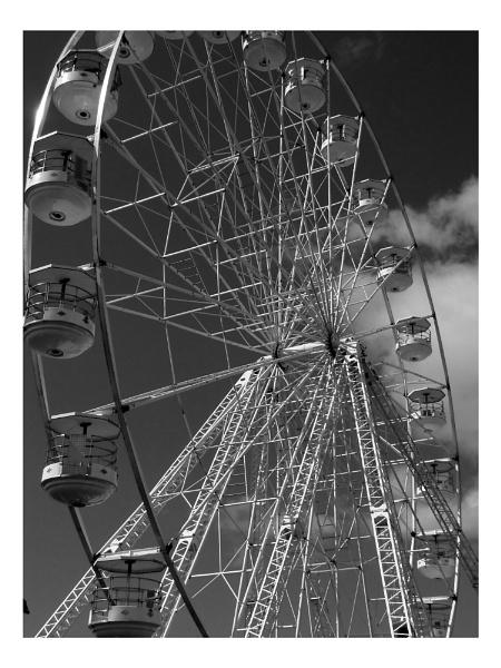 Southport Wheel by vikki9876