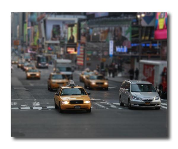 Yellow cab by delboy1145