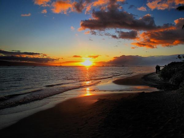 Lahaina Shores, Maui by SylP