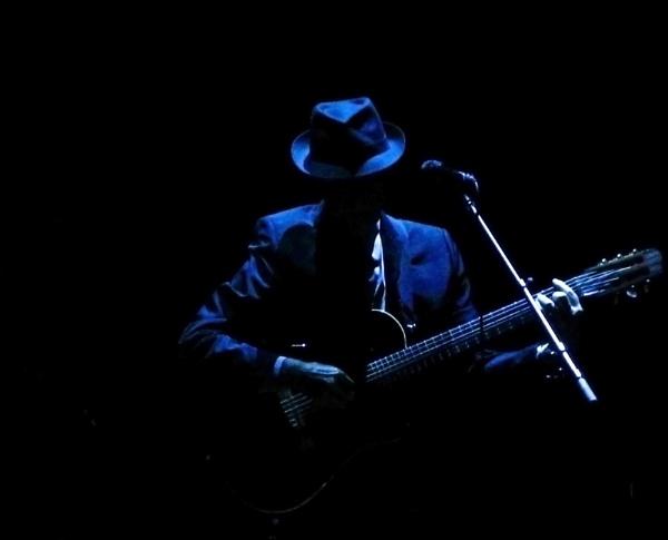 Leonard Cohen by robst