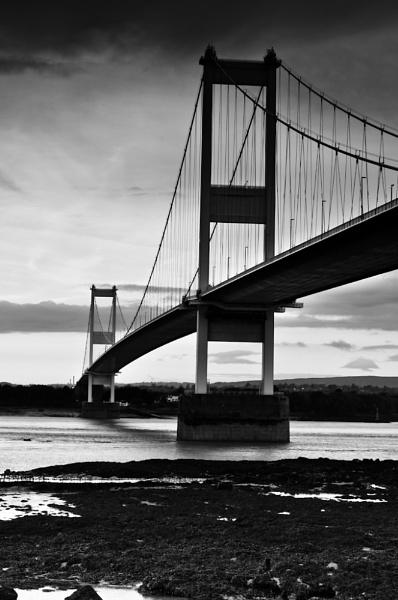 Old Severn Bridge by jrpics