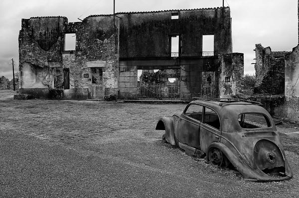 Oradour-sur-Glane. by Fletcher8