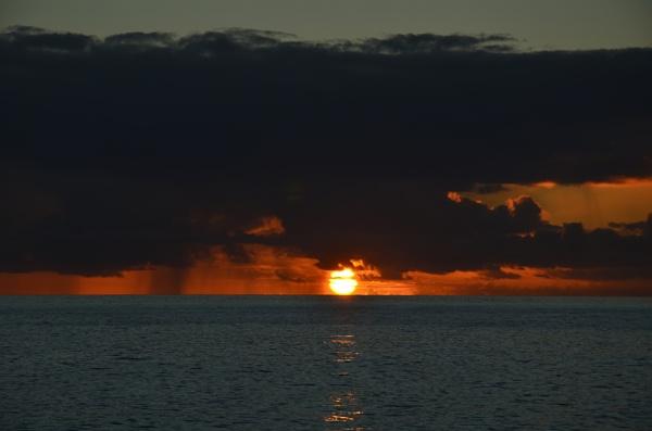 St Lucia Sun Set(2) by hippysnapper