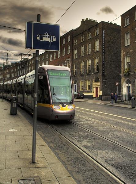 Tram by Jonny5874