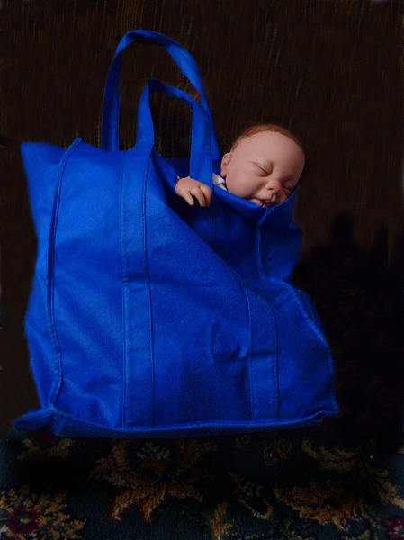 Baby Bag by ChrisBilton