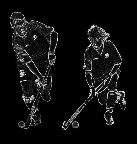 Hockey? by St_Fuagowi
