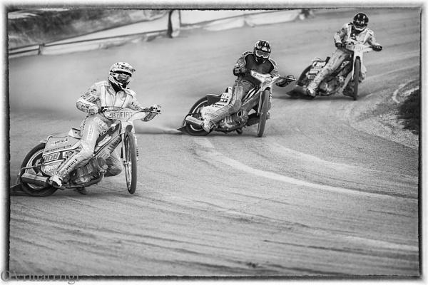 Speedway in Ljubljana by OVrtnarHigi