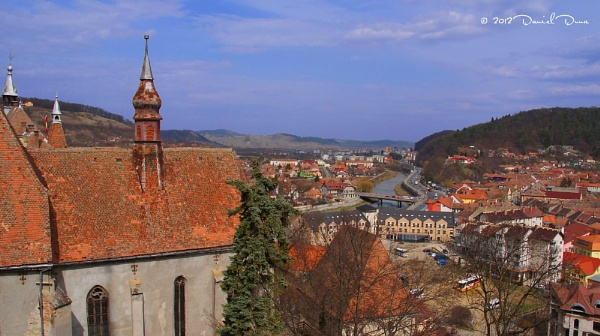 Sighisoara 5 by DanielD