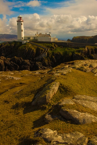 Fanad Head Lighthouse by canonfan