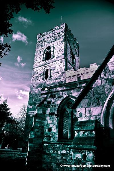 St Cuthberts Church by tonyb73