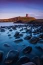 Blue Dunstanburgh