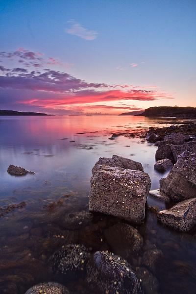 Ulva Sunset by chrissp26