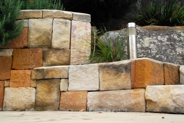 sandstone masonry by Hulme