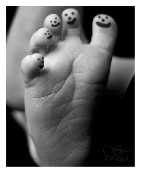 Happy Feet by SetaTrend