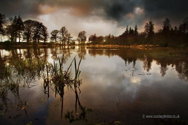 Culcreuch Castle Loch